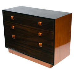 Art Deco Chest of Drawers by Gilbert Rohde for Cavalier Furniture