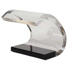 """Acrilica"" Desk Lamp by Joe Colombo"