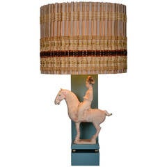 Custom Table Lamp by William Haines