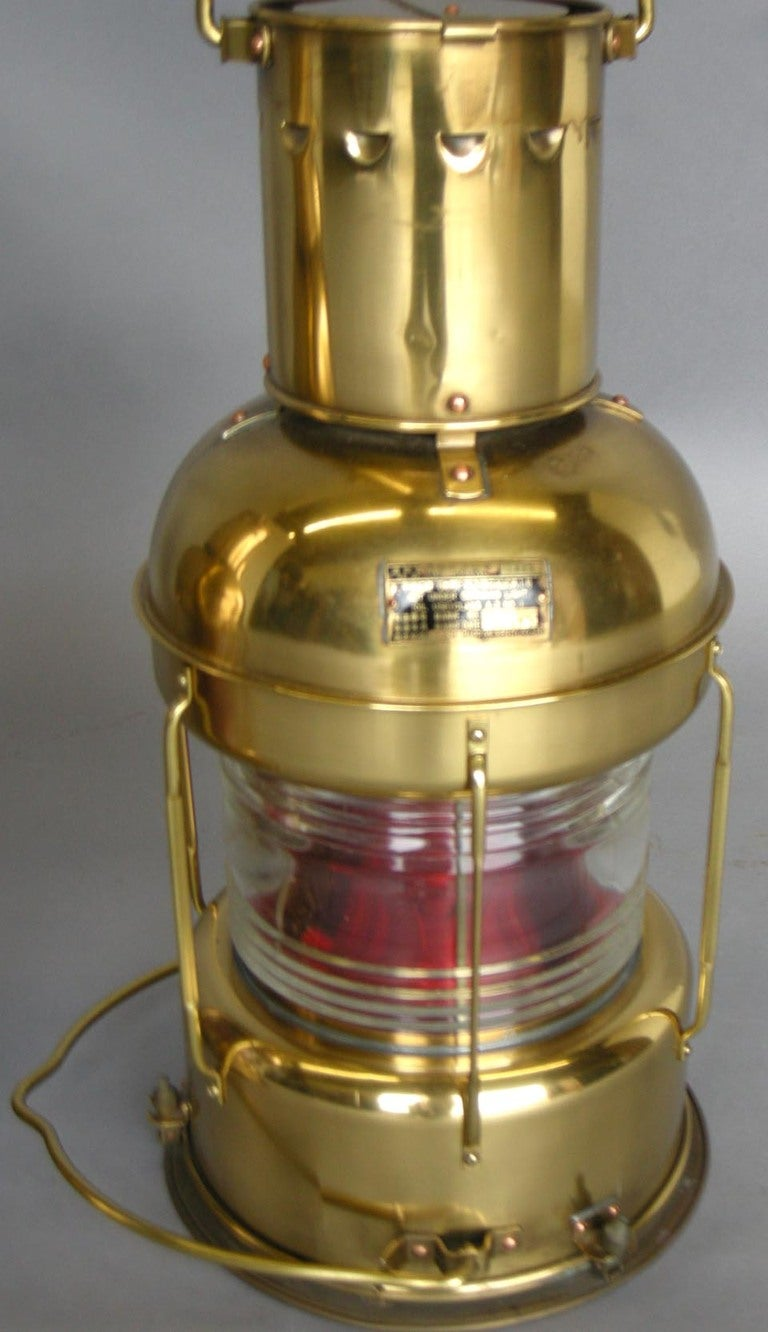 Vintage Japanese Nautical Lamps For Sale At 1stdibs