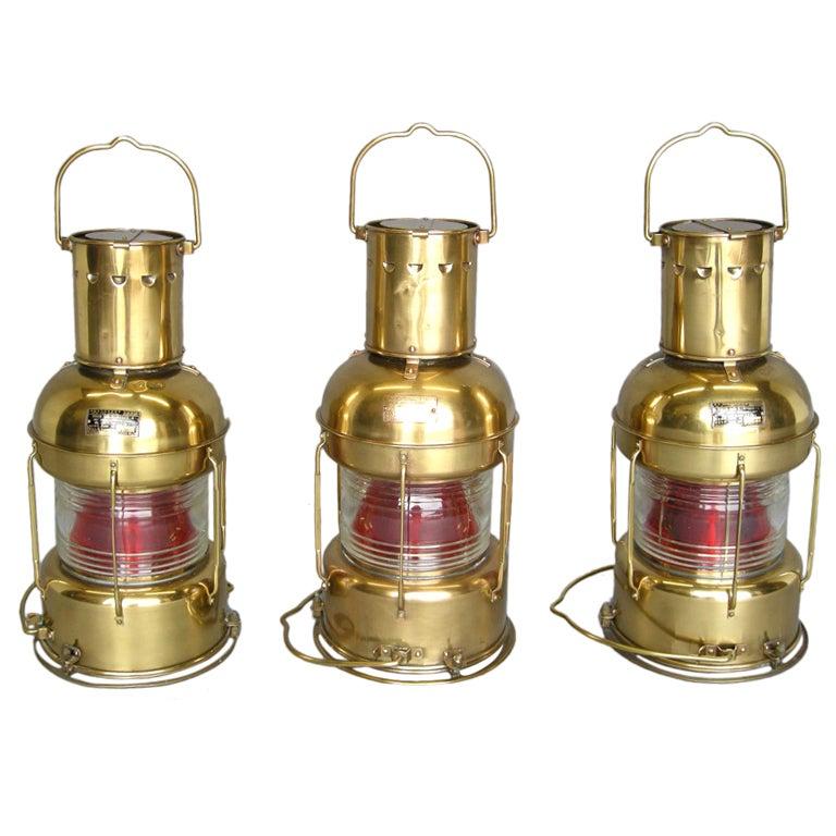 vintage japanese nautical lamps for sale at 1stdibs. Black Bedroom Furniture Sets. Home Design Ideas