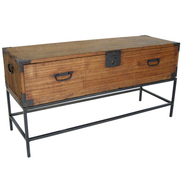 19th c Japanese Swordchest at 1stdibs
