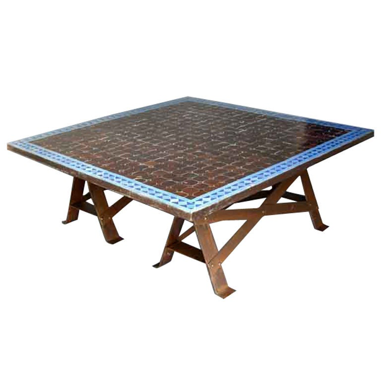 Xxx 7978 Moroccan coffee tables