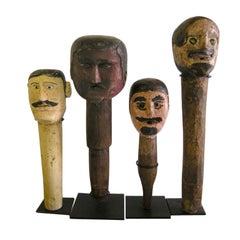 Gigantes Heads