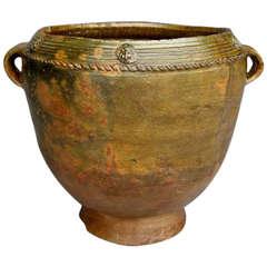 19th Century Water Pot