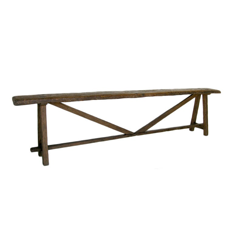 Long Console Table : Long Console Table at 1stdibs
