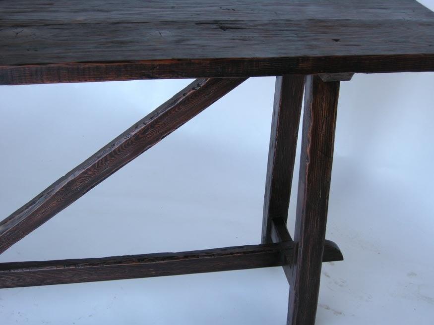 table console v. Black Bedroom Furniture Sets. Home Design Ideas