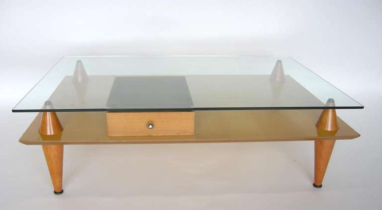 Santa & Cole Modern Coffee Table For Sale 1