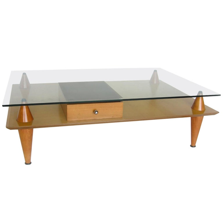 Santa & Cole Modern Coffee Table For Sale