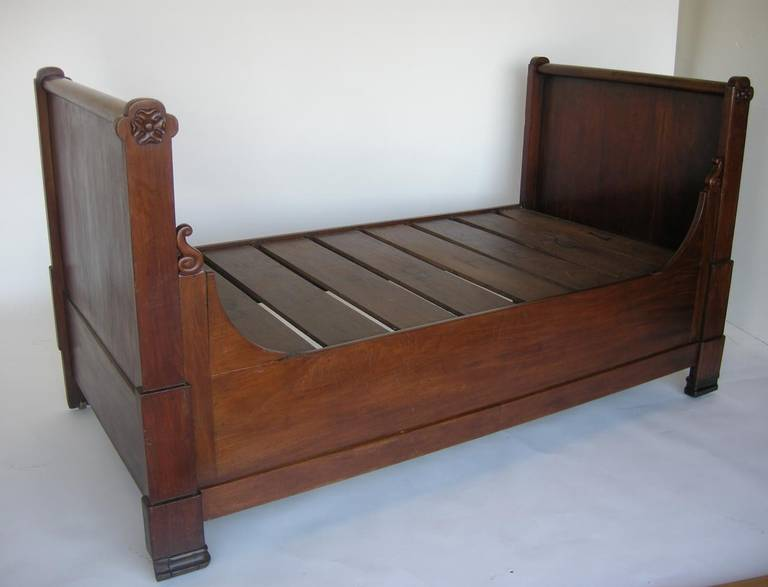 19th Century Guatemalan Day Bed 4