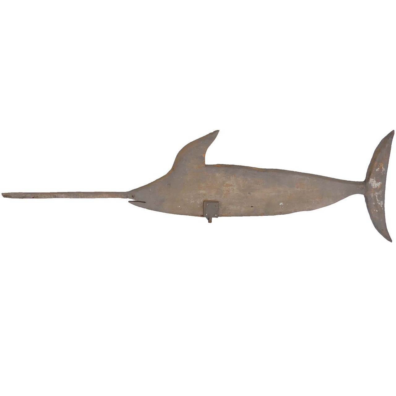 Swordfish Weathervane, 20th Century