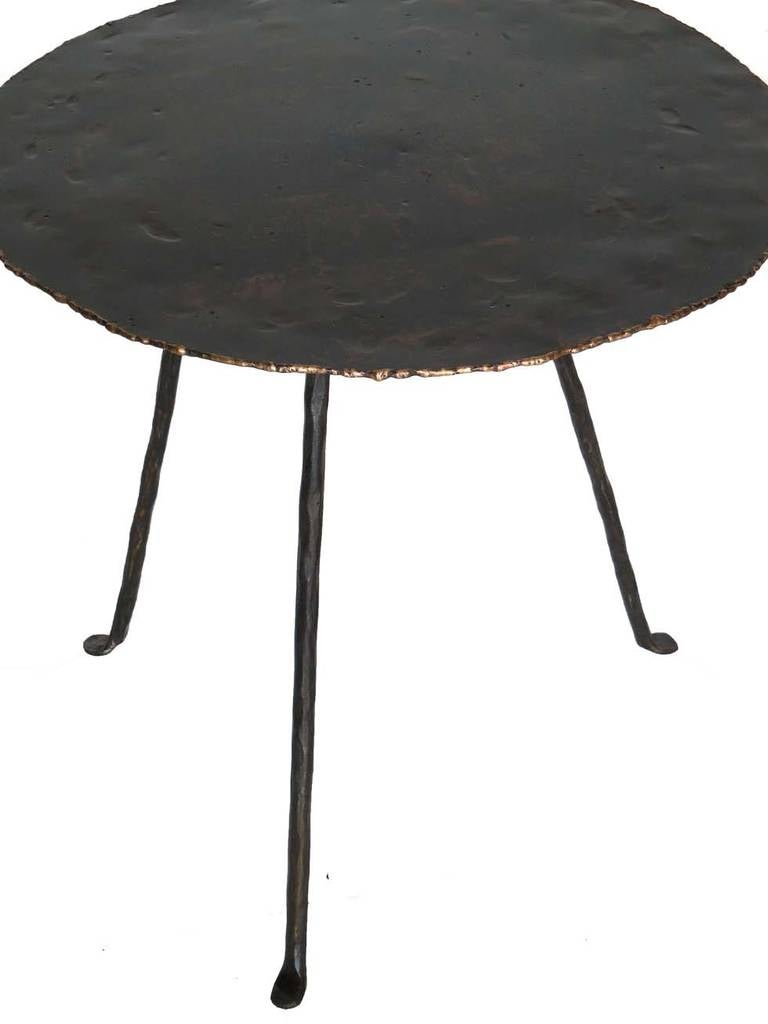 Round Tripod Side Tables For Sale At 1stdibs