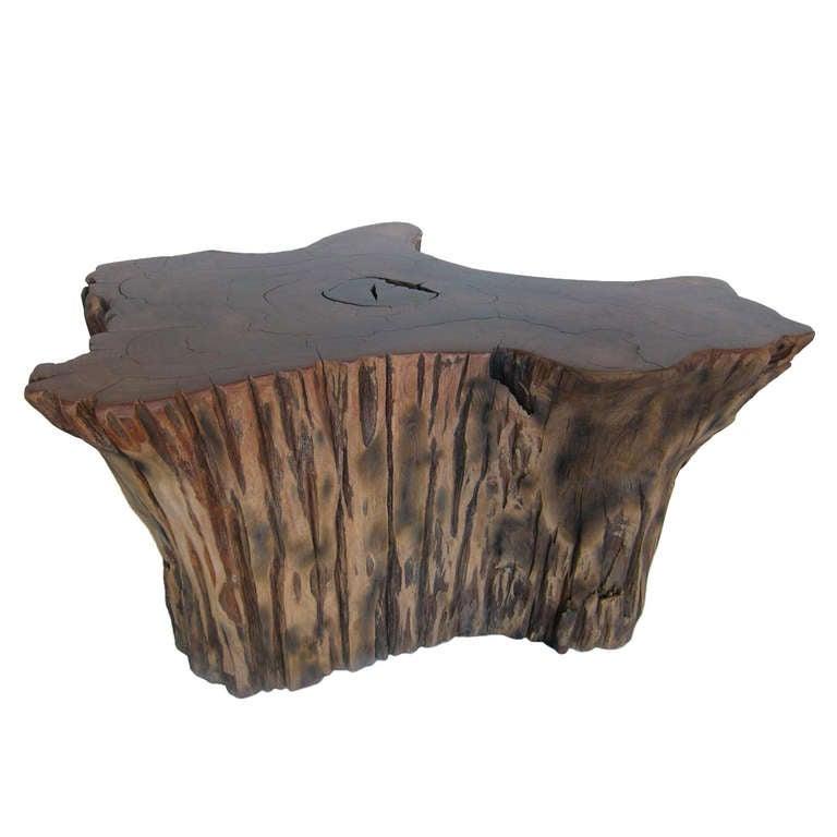 Pradu Root Coffee Table At 1stdibs