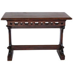 19th c. Gothic Revival Altar Table