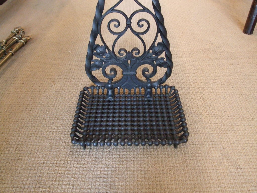 Cast Bradley and Hubbard Umbrella Stand For Sale