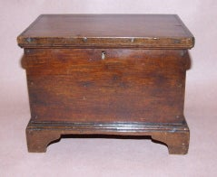 18th Century English Oak Box