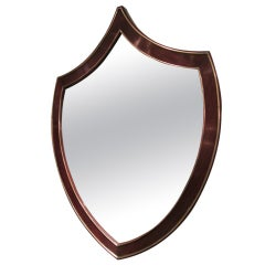 Unusual and Whimsical Mirror Belonging to Madeleine Castaing