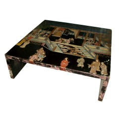 Oversized Coromandel Coffee Table