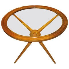 Mid-Century Modern Cocktail/Coffee Table