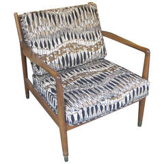 Midcentury Lounge Chair by DUX