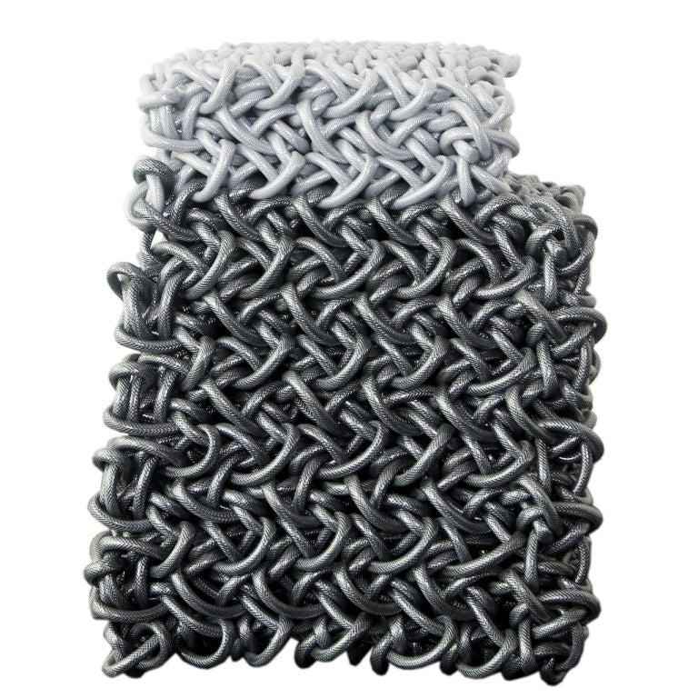Knit Stool By Kwangho Lee At 1stdibs
