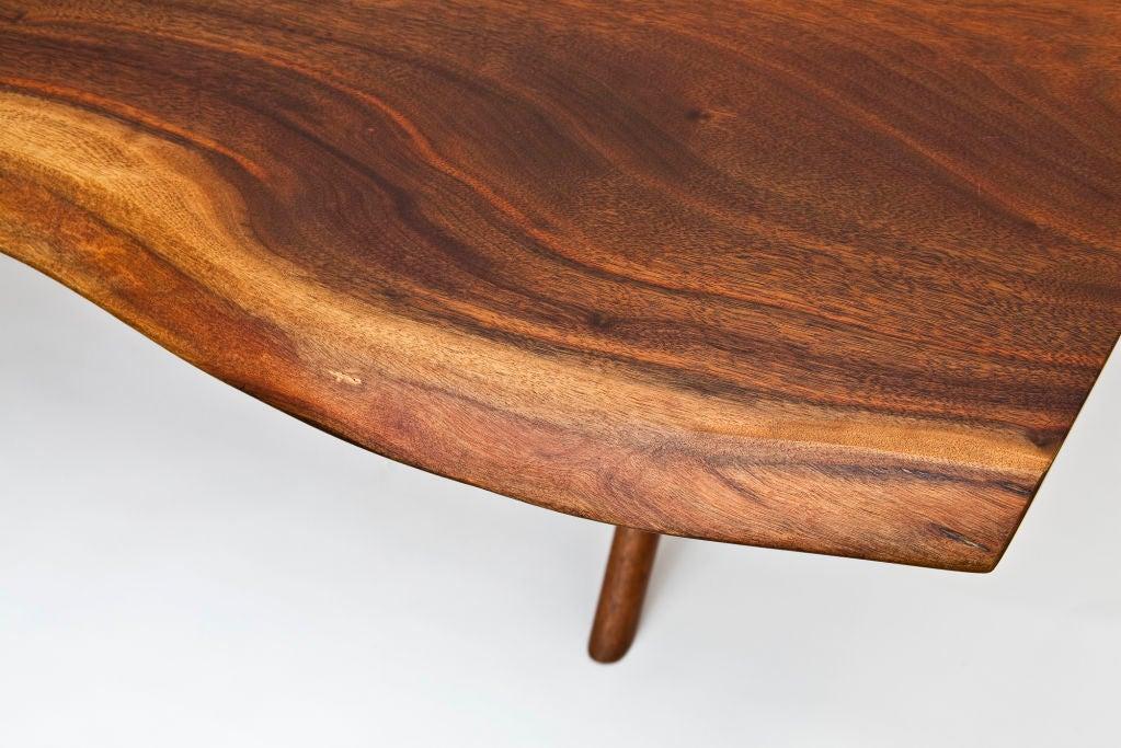 American Cross-Legged Table by George Nakashima