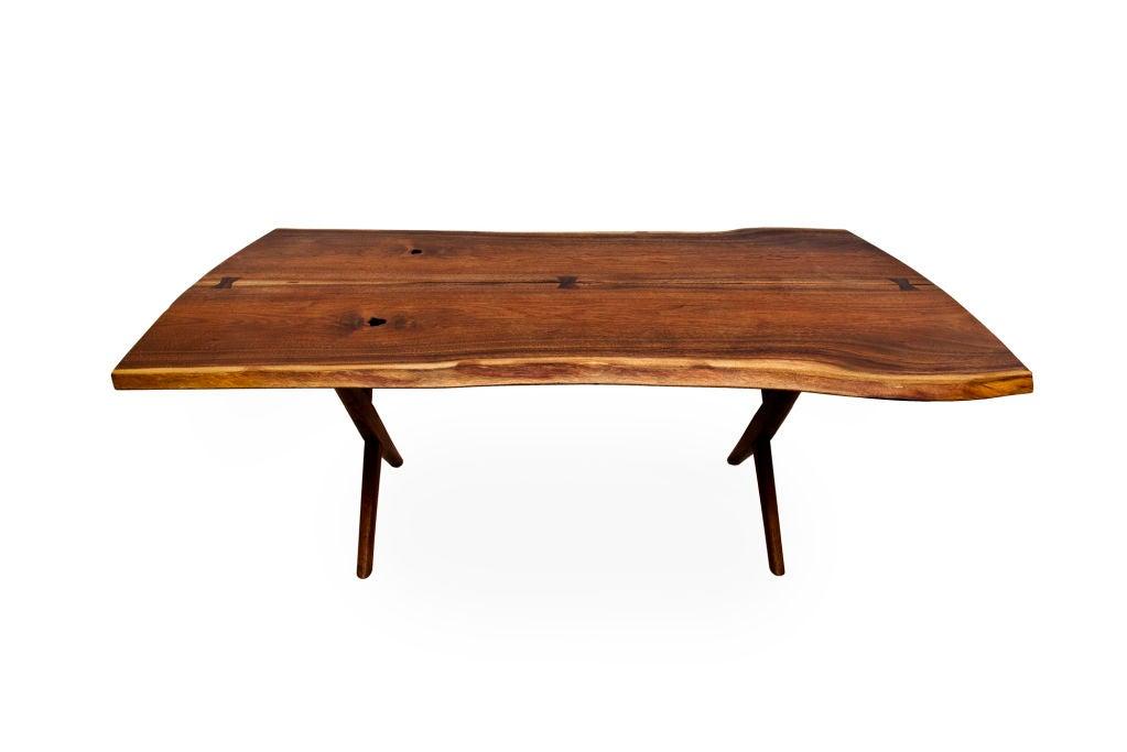 Cross-Legged Table by George Nakashima 3
