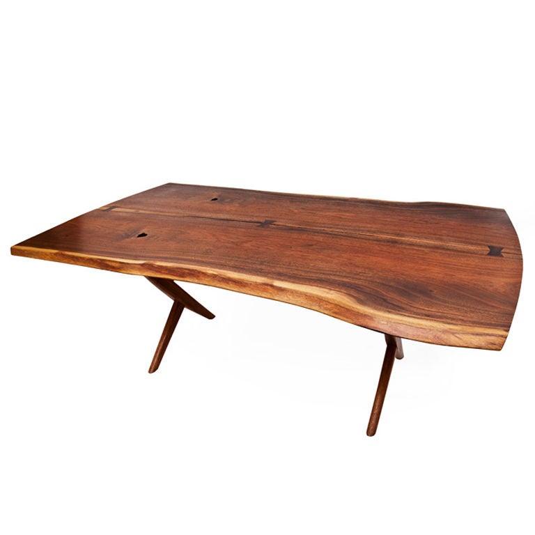 Cross-Legged Table by George Nakashima