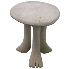 John Dickinson African Side Table