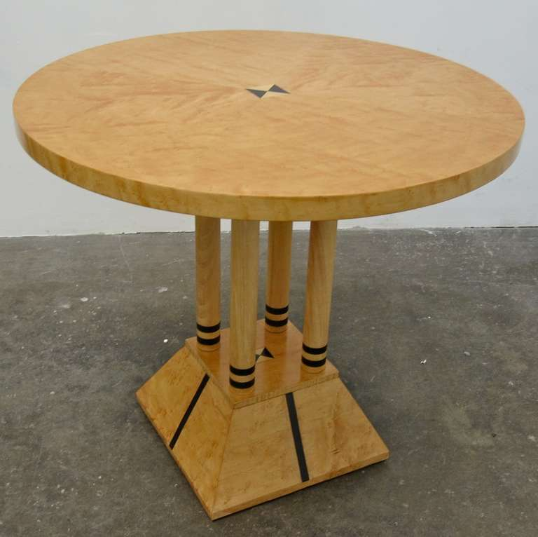 Post-modern Neoclassical Table In The Stye Of Michael