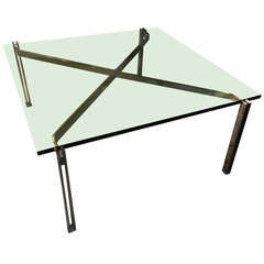 Jack Freiden for Pace Aluminum Coffee Table