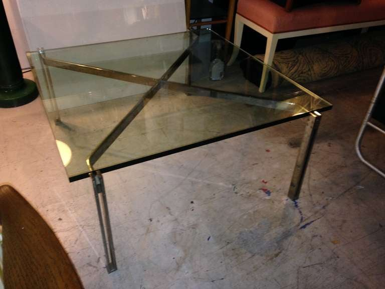 Jack Freiden for Pace Aluminum Coffee Table 2