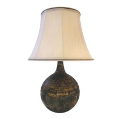 Roger Capron table lamp