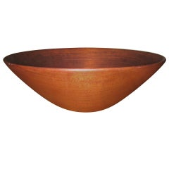 Paul W. Eshelman Turned Bowl