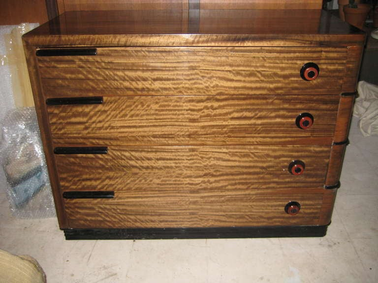 Art Deco Chest of Drawers Attributed to Donald Deskey 4
