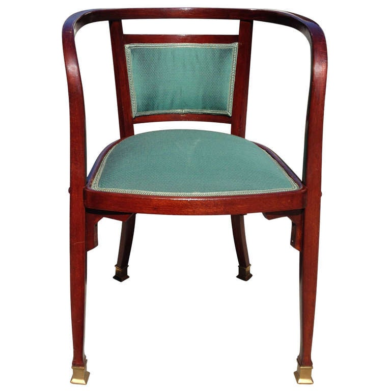 Gustav Siegel Chair for J & J Kohn 1