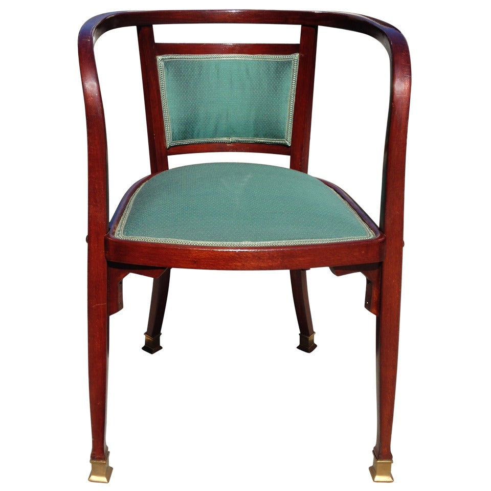 Gustav Siegel Chair for J & J Kohn
