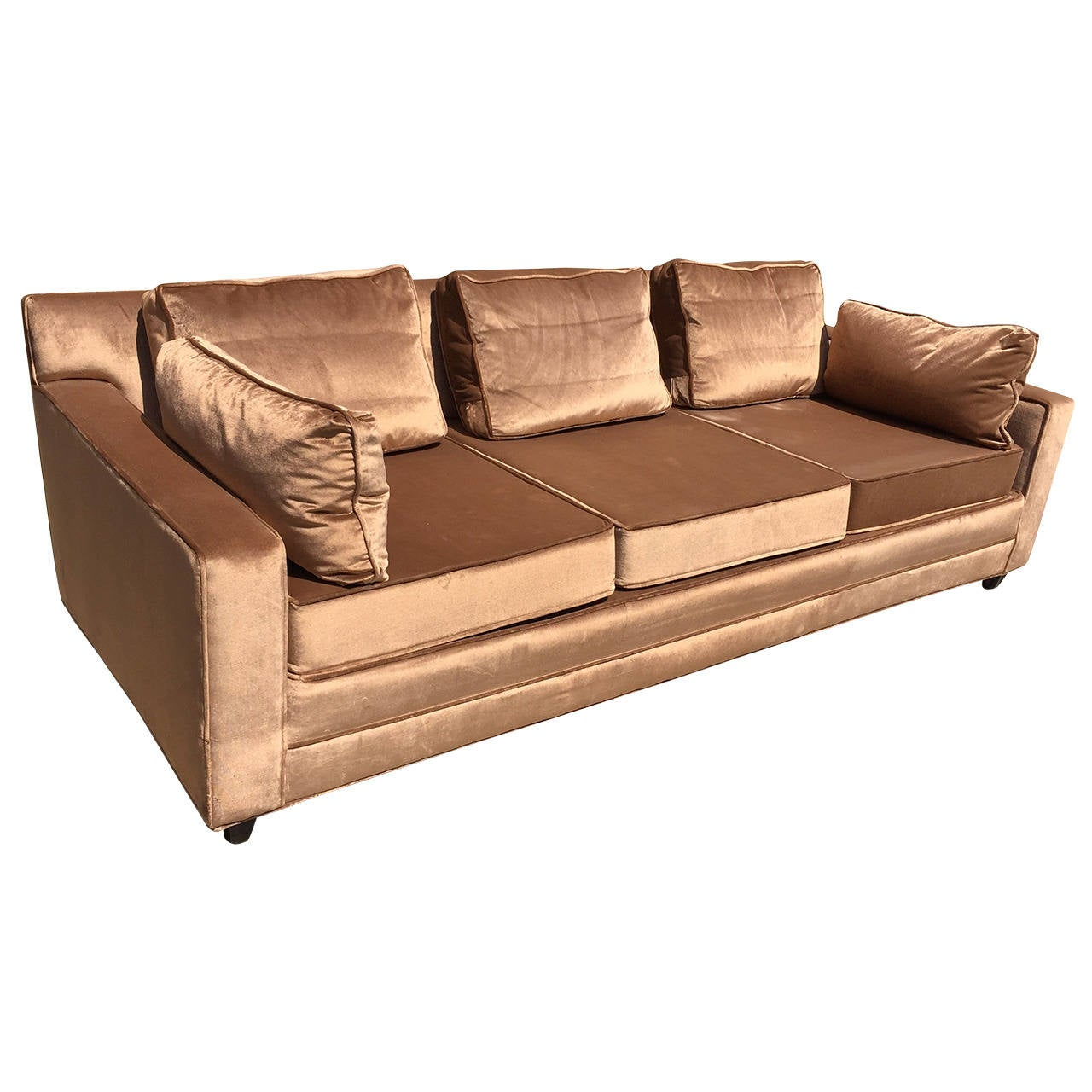 Dunbar Sofa by Edward Wormley For Sale at 1stdibs