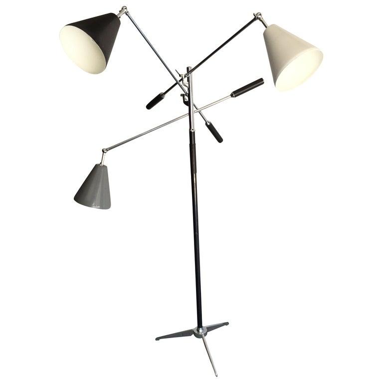 Triennale Floor Lamp For Sale