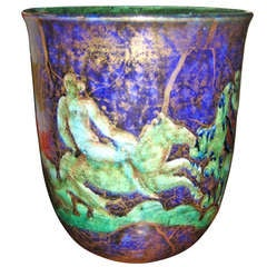 Jean Mayodon Vase