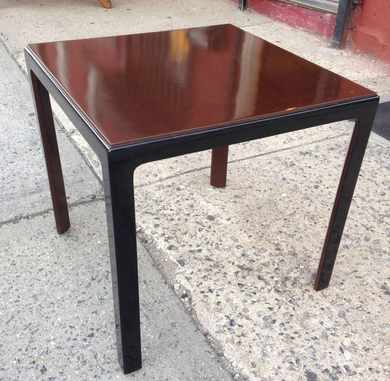 Mid-Century Modern Custom Billy Haines Occasional Table For Sale