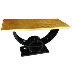 Jay Spectre Console Table