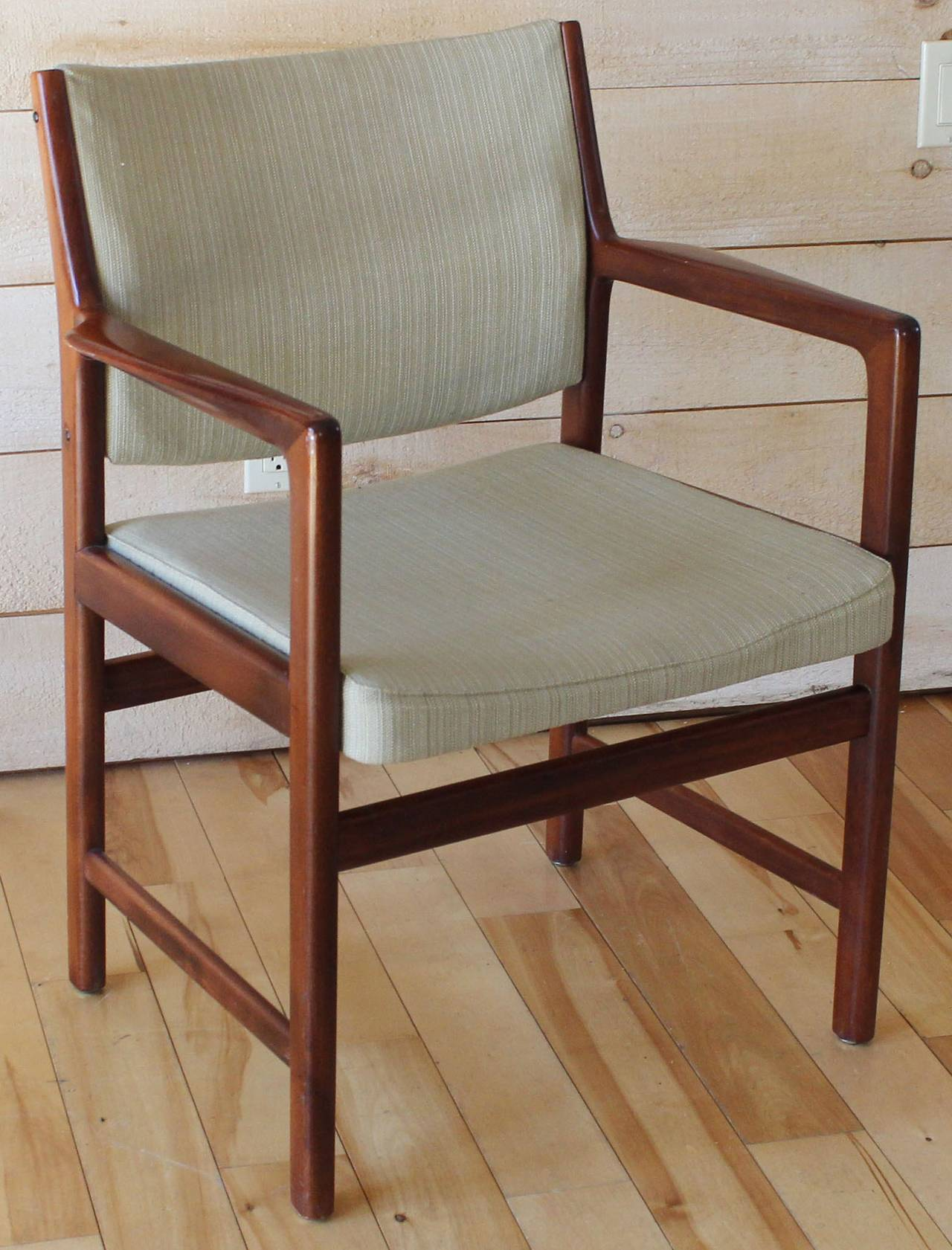 Set Of Six Swedish Dining Chairs For Sale At 1stdibs