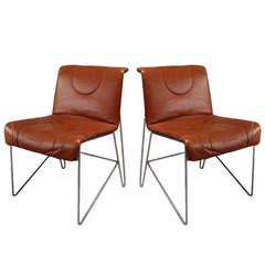 Pair paolo buffa armchairs at 1stdibs for Chaise james eames