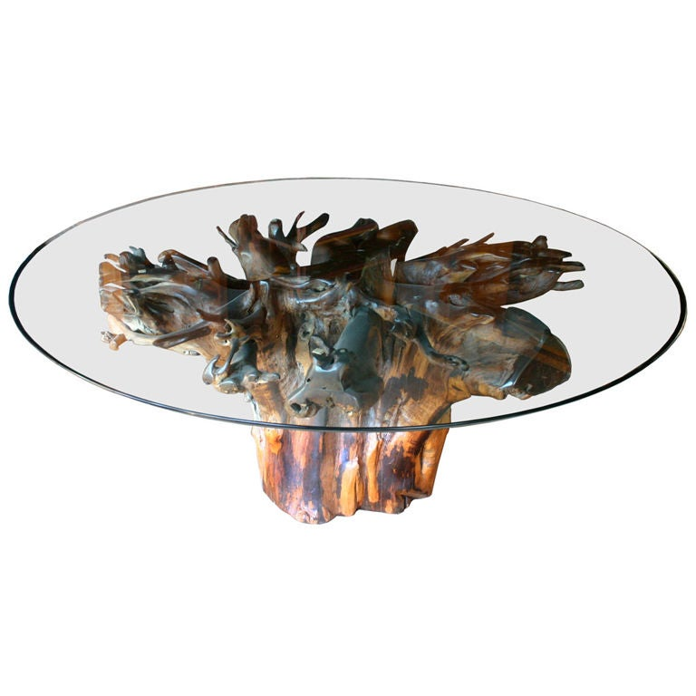 Xxx 8003 1301932611 for Tree trunk dining table