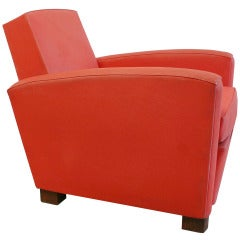 Guglielmo Ulrich Club Chair