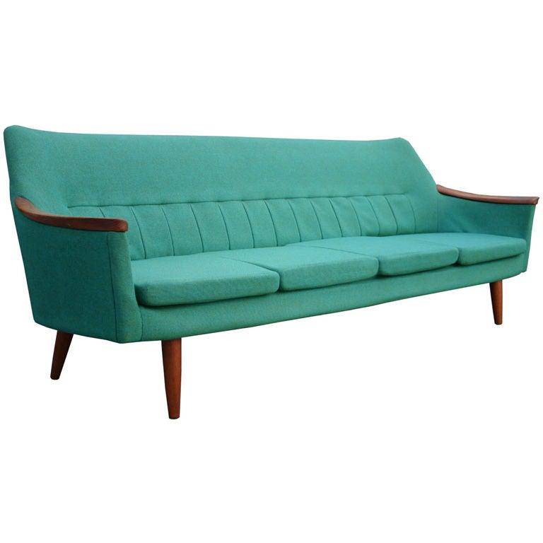 swedish teak sofa 1