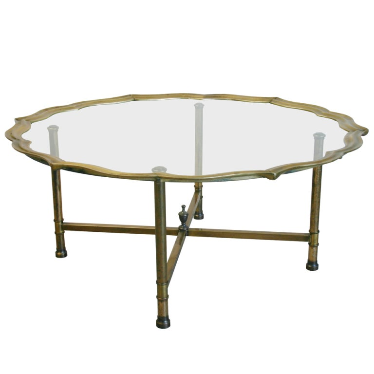 Regency Tray Table For Sale