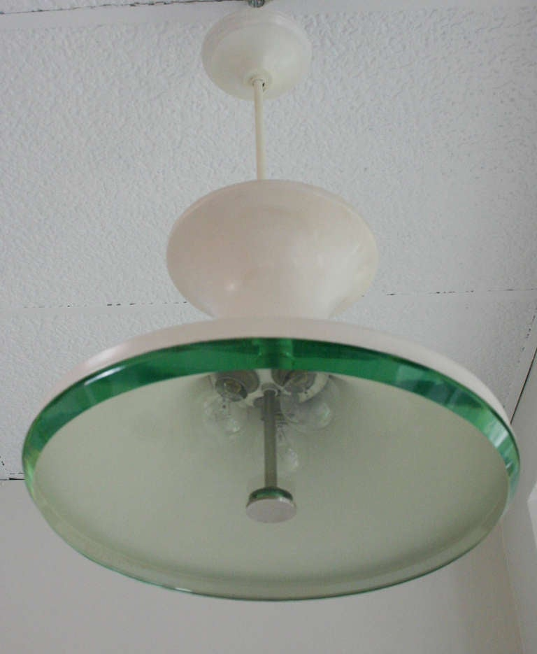 Mid-Century Modern Lumi Pendant For Sale