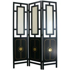 Hollywood Regency Screens